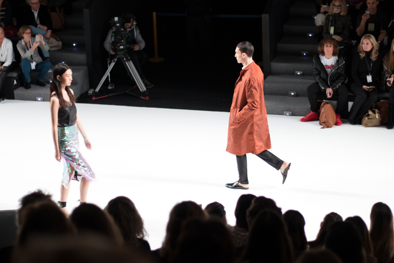 Calce in Mercedes-Benz Fashion Week Madrid 2018